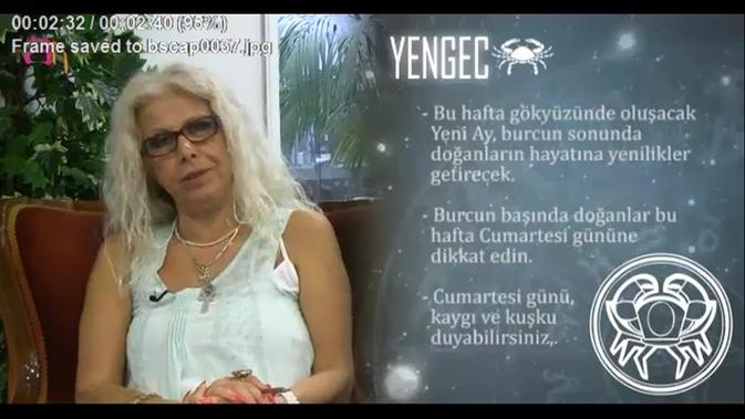 YENGEÇ BURCU