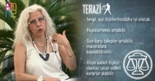 Anne TV - TERAZİ-BALIK HAFTALIK BURÇ YORUMU