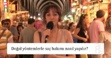Anne TV - DOĞAL YÖNTEMLERLE SAÇ BAKIMI