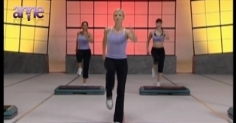 Anne TV - AEROBIK-STEP-STRECHING