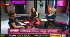Anne TV - II- GÜLİN YILDIRIMKAYA İLE HT GÜNDEM