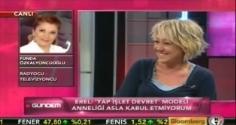 Anne TV - VII- GÜLİN YILDIRIMKAY İLE HT GÜNDEM