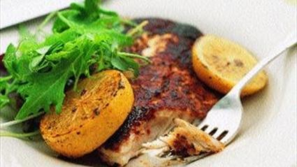 Baharatlı Balık Kızartma