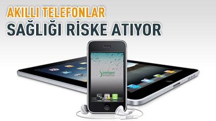 AKILLI TELEFONA DİKKAT
