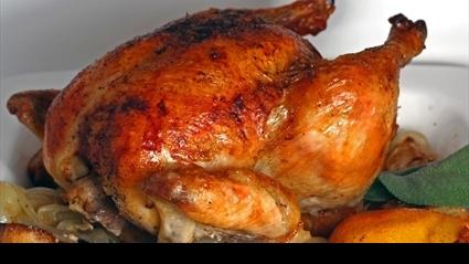 Nar Gibi Tavuk Için