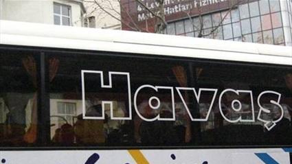 HAVAŞ'A İBB DARBESİ
