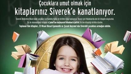 KİTAPLARINIZ PALLADIUM'A