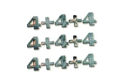 18 SORUDA 4+4+4