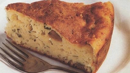 Peynirli Kek