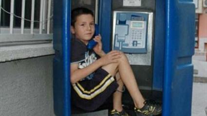 ÇOCUKLARA ÜCRETSİZ TELEFON